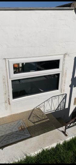 Double glazed window isle of wight