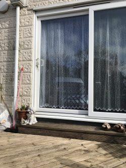 Patio Door Glass Isle of Wight